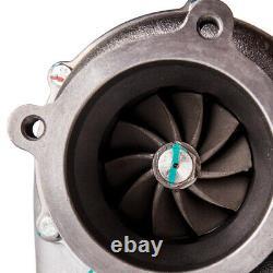 Street GT35 GT3582 Universal Turbo Anti-Surge T3 Flange 4 Bolts Turbocharger