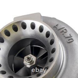 Street type T3 GT3582 GT35 trim 83.4 55.6 universal turbocharger + gaskets