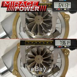 T04Z Silver A/R. 70 Anti-Surge T4 A/R 1.00 Turbine Water Turbo Charger