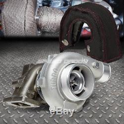 T04e T3/t4.63ar 55 Trim Antisurge Turbocharger Turbo 500hp+black Blanket Rs