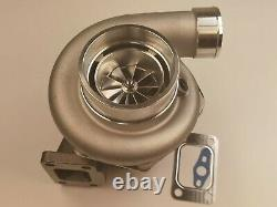 T3 0.63 A/R V-BAND GTX3582R A/R. 70 COMPRESSOR Dual Ball Bearing Turbocharger