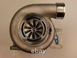 T3 1.06 A/R V-band GTX3582R GTX35 Turbo dual Ball Bearing Turbolader. 70 cold