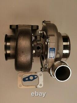 T3 1.06 V-BAND Racing GT35 GT30 GTX3076R dual Ball Bearing billet Turbo charger