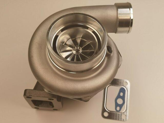 T3.63 A/r V-band Ceramic Ball Bearing Turbo Charger Gtx3582r. 70 A/r Compressor