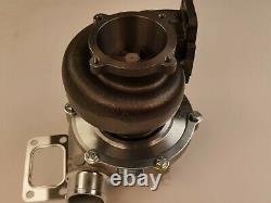 T3 A/R 1.06 4 BOLT. 60 Compressor GT35 GTX3576R Turbolader Ball Bearing turbo