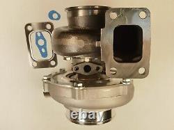 T3 A/R 1.06 V-band. 60 cold GTX3576R racing turbo Ball Bearing Billet Turbolader