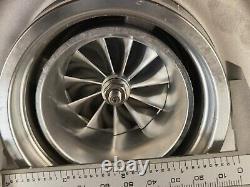 T3 A/R 1.06 turbine. 60 cold GT35 GTX3576R Turbolader racing Ball Bearing turbo