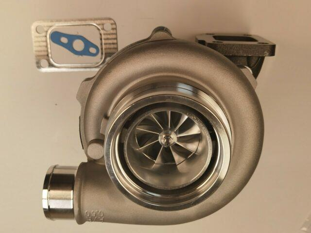 T3 A/r. 82 V-band Turbo Charger Gtx3576r Gtx3076r A/r. 60 Cold Dual Ball Bearing
