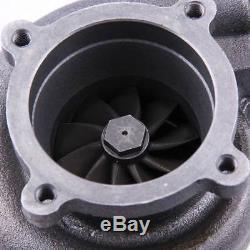 T3 GT3582 GT30 compresor A/R 0.7.63 Anti-Surge housing R33 TURBO Turbocharger