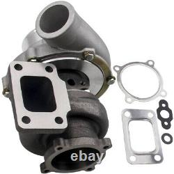 T3 GT3582 GT35 A/R 0.63 0.7 Anti Surge 4 Water+Oil Cold Turbo Turbocharger