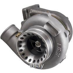 T3 GT3582 GT35 A/R 0.63 0.7 Anti Surge Turbocharger 7.5psi exhaust turbine