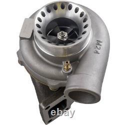 T3 GT3582 GT35 A/R 0.63 0.7 Anti Surge housing universal turbo for street-car