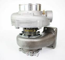 T3 GT3582 GT35 A/R. 63 0.7 Anti Surge Turbocharger anti surge housing big boost