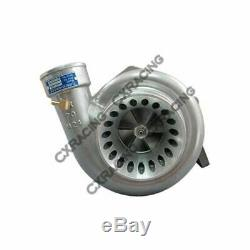 T3 GT35 Turbo Charger, with Anti-Surge Air Inlet. 70 A/R Compressor. 82A/R T