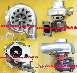 T3/T4 T04E T3 Turbo Charger. 63 A/R Turbine Universal Turbocharger for 1.8-3.0L