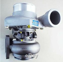 T3 flange GT35 GT3582 universal A/R. 70 Anti-surge turbo turbocharger rpw