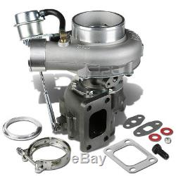 T3/t4 Flange Exhaust T04e A/r  63 Anti-surge Turbo Charger+
