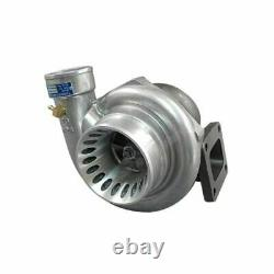 T4 GT35 Turbo Charger Turbocharger Anti-Surge 500 HP 0.68 AR + Oil Fitting Drain