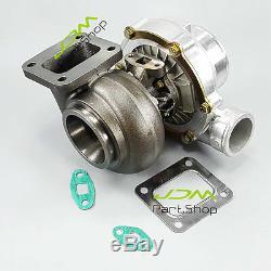 T4 Turbo Com. 70 A/R Turbine AR96 Oil Cold 500-700HP Anti-surge TurboCharger