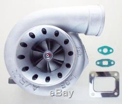 T66 GT35 GT3584 T4 turbocharger. 70 A/R anti-surge compressor. 68 A/R turbine