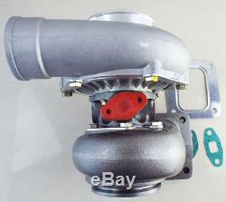 T66 GT35 T04Z TO4R T4 turbocharger. 70 A/R anti-surge. 68 A/R rear water&oil