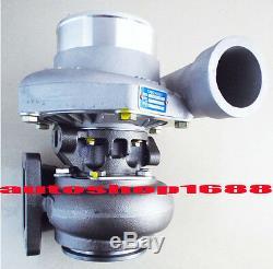 T66 T04S GT3584 T4 Exhaust turbocharger. 70 A/R anti-surge. 68 A/R T04Z T04R