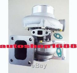 T66 T04S GT3584 T4 turbocharger. 70 A/R anti-surge EC-1.68 A/R T04Z T04R Turbo