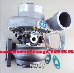 T66 T04S GT35 water&oil T4 turbocharger. 70 A/R anti-surge. 68 A/R T04Z T04R