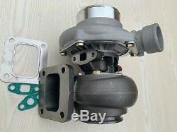 T66 T04Z GT35 T4 Billet wheel turbo charger. 70 A/R anti-surge. 81 A/R turbine
