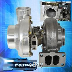 T70.70 Ar Stage Iii Anti-Surge Turbo Charger + Oil Feed And Drain Return Line