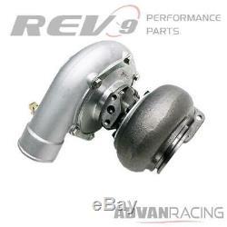 TX-66-62 Anti-Surge Turbocharger. 65 AR T3 Flange / 3 V-Band Exhaust