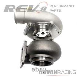 TX-72-68 Anti-Surge T4 Turbocharger. 68 AR / 3 in. V-Band Exhaust