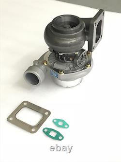 Turbo Billet. 70 A/R Cold anti-surge T4 GT3582.68 A/R HOT 3 V-Band Turbolader