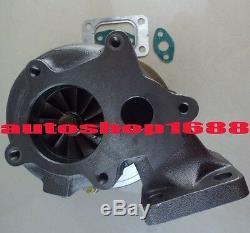 Turbo Black A/R. 70 Anti-Surge T3 GT3582 GT30 T3T4 T04E A/R. 63 turbocharger