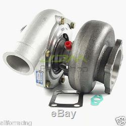 Turbo GT35 GT3582 AR70 AR82 Anti-surge T3 flange water Cold 4 bolt turbocharger