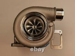 Turbo GTX3076R GT35 Ball bearing Turbolader 1.06 A/R HOT 4 bolt T3.60 A/R COLD