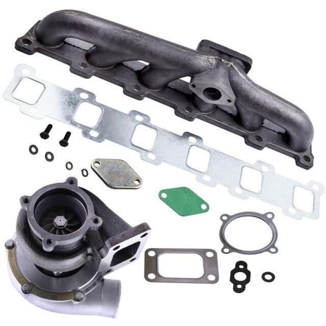 Turbo Manifold Kit For Nissan Safari Patrol 4.2l Td42 Diesel Gr Gq Y60 800hp New