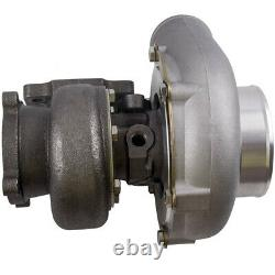 Turbo T3 GT3582 GT35 A/R 0.63 0.7 Anti Surge Turbocharger 600HP 4/6 cylinder
