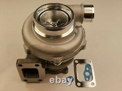 Turbo charger GT35 GTX3576R Ceramic Ball Bearing T3 A/R 0.63 Hot. 60 anti-surge