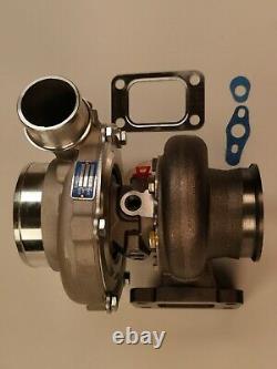 Turbo charger GTX3576R GT35 A/R. 60 GT35 ceramic Ball Bearing T3.63 A/R V-band