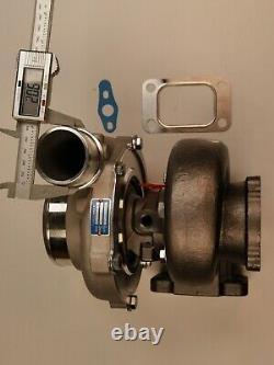 Turbo charger T3 A/R. 82 4 Bolt hot. 60 GTX3076R GTX3576R Ceramic Ball Bearing