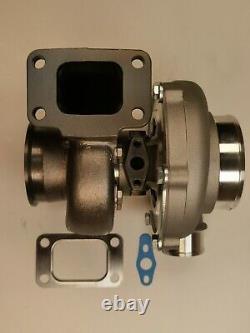 Turbocharger GTX3071R A/R 1.06 V-band dual ball bearing billet wheel T3 A/R. 60