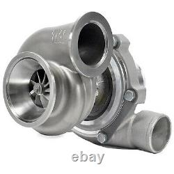Turbocharger- Garrett GT2871R with 3 anti-surge and. 64 A/R Tial Stainless V-Band