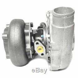 Turbocharger Garrett T3/T4E 57 trim 4 comp hsg anti-surge. 82 A/R T31 4-bolt