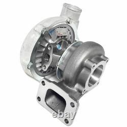 Turbocharger Garrett T3/T4E 60 trim 4 comp hsg anti-surge. 48 A/R T31 4-bolt