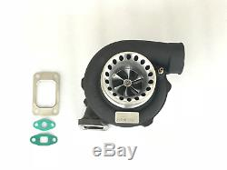 Turbocharger billet wheel GT35 T3T4 Performance A/R. 70 cold T3 A/R. 63 hot