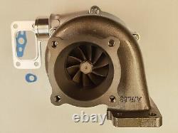 Turbolader GEN II GTX3576R Dual Ball Bearing Billet T3 A/R 0.63 Bolt. 60 cold