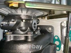 Turbolader GT30 GT3582 T3T4 T04E. 70 A/R anti-surge. 48 HOT A/R T3 flange turbo