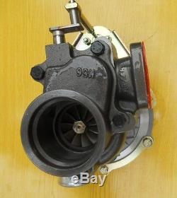 Turbolader GT30 GT35 T3T4 T04E. 70 A/R T3 Flansch. 48 A/R turbine turbocharger