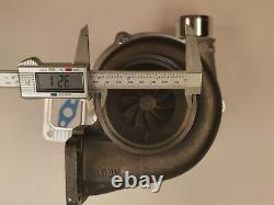 Turbolader GT35 Dual Ball bearing. 82 A/R V-BAND Hot T3.60 COLD turbo GTX3076R